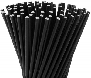 Box of 250 Eco Friendly 3 Ply Paper Straws